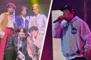 BALIKAN: Mga nag-uwi ng parangal sa Wish 107.5 Music Awards