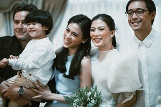 'Seve has a new tito!': Toni Gonzaga welcomes Mikee Morada to their family
