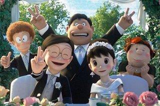 New 'Doraemon' movie gives glimpse of Nobita-Shizuka wedding