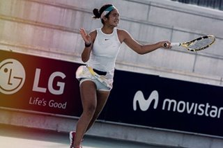 Tennis: Alex Eala grinds out win to reach quarterfinals at Spain ITF tournament