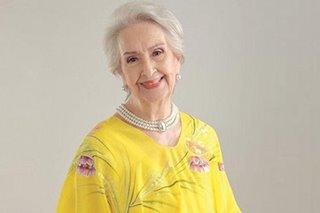 Gloria Romero, 87, on FDCP honorary award: 'Salamat 'di n'yo pa rin ako nalilimutan!'