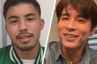 Tony Labrusca, JC Alcantara nagpasalamat sa 'Hello Stranger' supporters