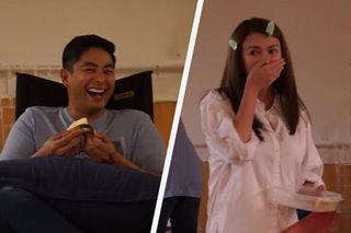Surprised with Gucci by Coco, Angelica quips: 'Kinakabahan ako sa kapalit!'