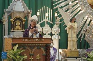 Pampanga archbishop tests positive for COVID-19