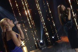 WATCH: Morissette, Regine sing Sara Bareilles' 'She Used To Be Mine'