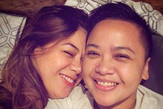 Ice Seguerra, Liza Diño mark 8th anniversary as a couple