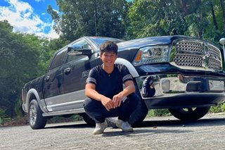 Kyle Echarri, 17, purchases dream Dodge pickup