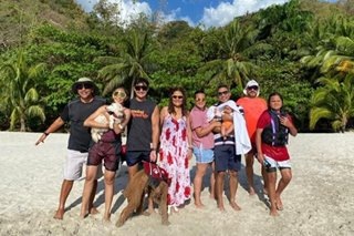 'Perfect': Matteo Guidicelli describes 31st birthday celebration with family