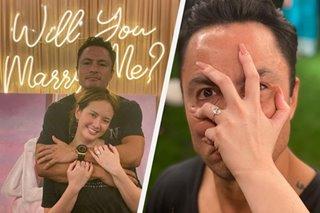 Netizens nagulantang sa engagement nina Ellen Adarna at Derek Ramsay
