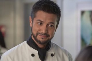 Fil-Canadian Marco Grazzini brings romance, Pinoy food as newest Hallmark movie leading man