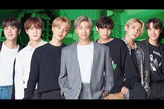 Bagong proyekto ng BTS layong magbigay-inspirasyon sa Pinoy fans
