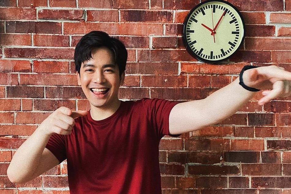 Joshua Garcia marks 7th year in showbiz with throwback photos 1