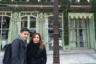 Gigo de Guzman offers development in Dacera case to late mom Claire dela Fuente