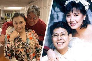 Sharon Cuneta, Kiko Pangilinan celebrate silver wedding anniversary