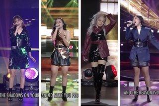 WATCH: New Gen Divas trend again on YouTube with alternative rock hits