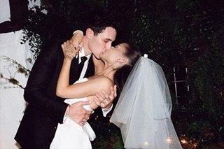 LOOK: Ariana Grande shares wedding photos