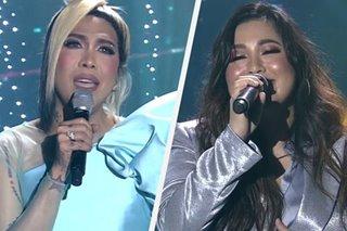 WATCH: Vice Ganda, Moira in 'Ikaw at Ako' duet
