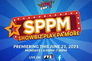 Bagong game show na 'Showbiz Play Pa More' ipapalabas sa Jeepney TV, Kumu