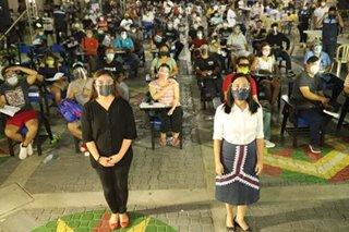 Halos 500 manggagawa sa showbiz nabakunahan kontra COVID-19 sa loob ng 3 oras