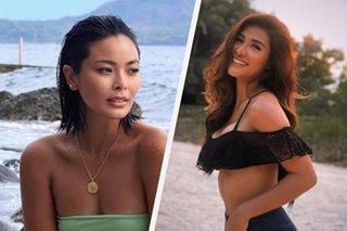 Maxine Medina promises to 'back up' Sanya Lopez if she enters pageantry