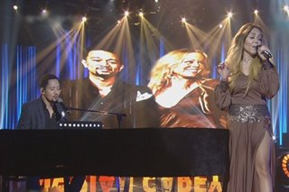 Erik Santos, Nina, AC Bonifacio take on 'ASAP Transformation'
