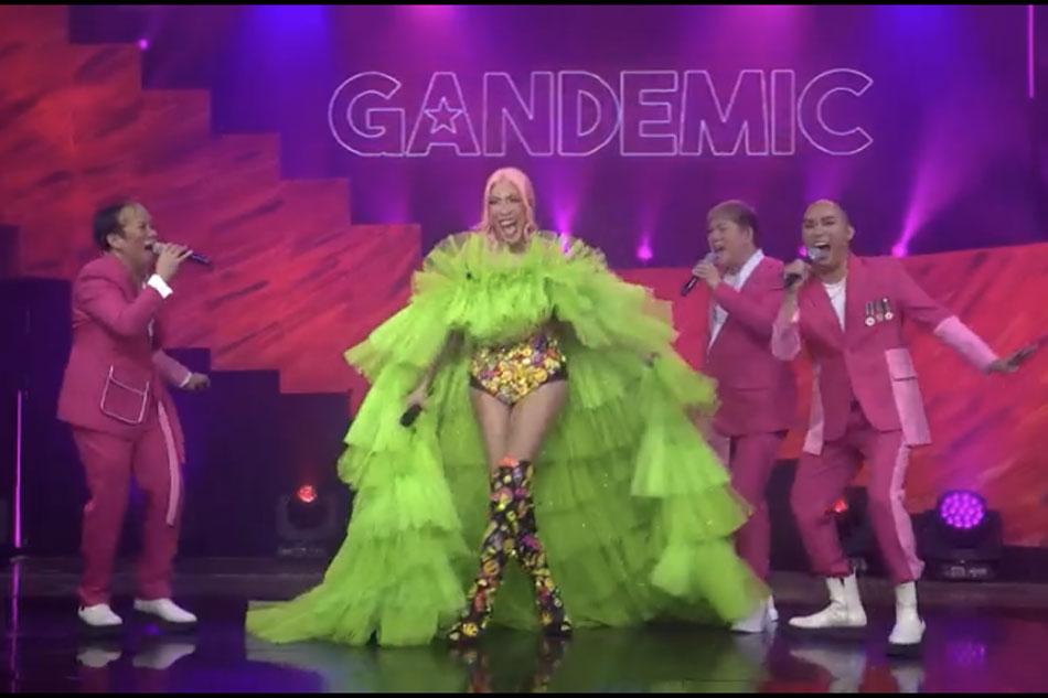 Round 2: 'Gandemic' concert ni Vice Ganda, mapapanood muli sa Agosto 14 1
