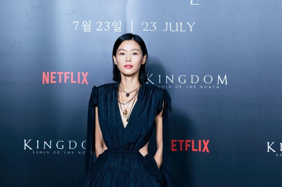 Jun Ji-hyun admits feeling pressure over joining 'Kingdom' 1