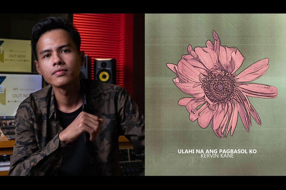 Cebuano singer Kervin Kane reimagines Visayan classic 'Ulahi Na Ang Pagbasol Ko'