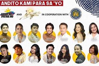 Star Magic, BMPM launch voters' registration campaign