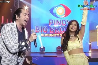 WATCH: Rico Blanco, Maris Racal seen in 'ASAP' number