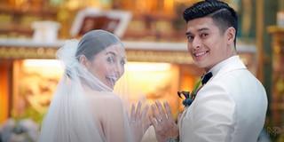 LOOK: More photos from JC de Vera's church wedding