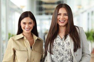 Pia Wurtzbach meets fellow Miss Universe Andrea Meza