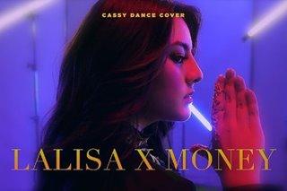 Cassy Legaspi in dance cover of Blackpink Lisa's songs