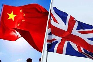 UK regulator revokes Chinese TV license; Beijing complains about BBC 'fake news'