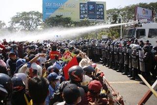 Protests continue in Myanmar amid junta warnings