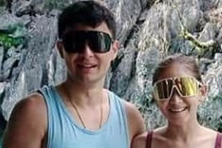 Sarah Geronimo, Matteo Guidicelli went to Coron for first wedding anniversary