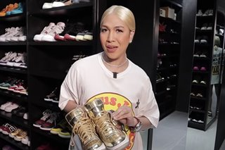 WATCH: Vice Ganda's sneaker collection includes Nike, Balenciaga, Gucci, and more