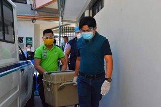 Iloilo, Ilocos Sur nagsimulang magbakuna matapos matanggap ang Sinovac vaccine