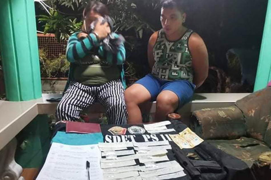 Mag-asawa timbog sa buy-bust sa Zamboanga City 1