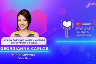 Filipina pet care entrepreneur wins in first Lazada Forward Women awards