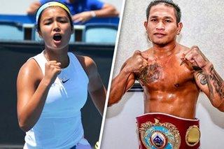 Tennis phenom Eala, champion boxers to be honored at PSA Awards Night