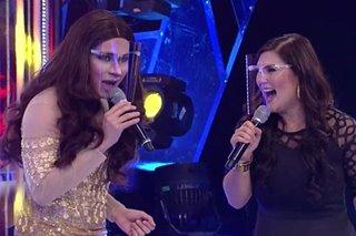 'YFSF': Christian Bables naka-duet ang ginayang si Vina Morales