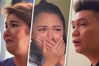 'Sasabunutan kita!' Vice Ganda's creative prank has 'Showtime' co-hosts crying, then laughing