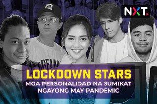 Lockdown stars: mga sumikat na personalidad ngayong may lockdown
