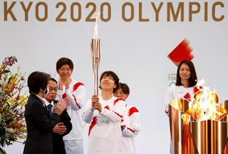 Olympics: Osaka torch relay should be cancelled, governor says -Kyodo