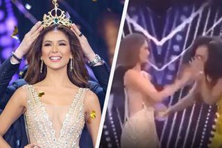 Pageant analysts todo-puri sa performance ni Samantha Bernardo sa MGI