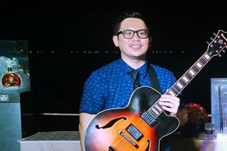 Pinoy jazz not dead: Paolo Cortez's debut album 'Not by Sight' inspires hope