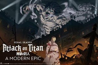 'Attack on Titan' manga series concludes nearly 12-year run