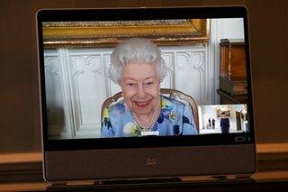 UK's Queen Elizabeth returns to work after husband Philip's funeral