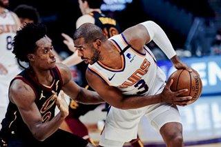 NBA: Suns visit Hawks as playoffs loom